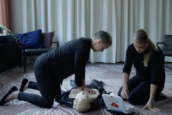 Vuxen-kursen Skärmdump Anna Camilla övning
